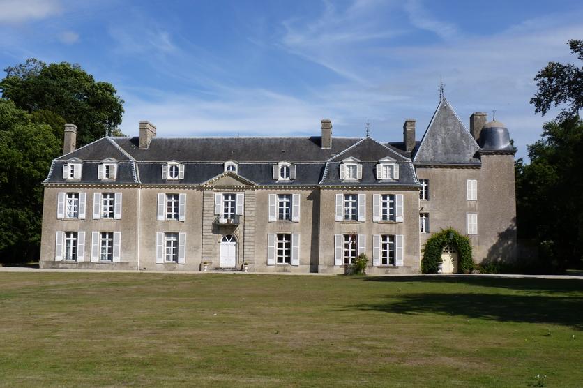 chateau de bogard