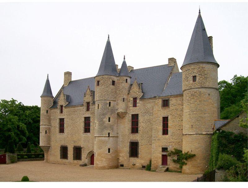 chateau du hac