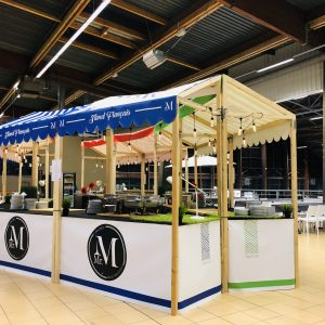Restaurant 250 places - Parc des expositions de Nantes